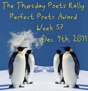 Perfect Poet Award Week 57