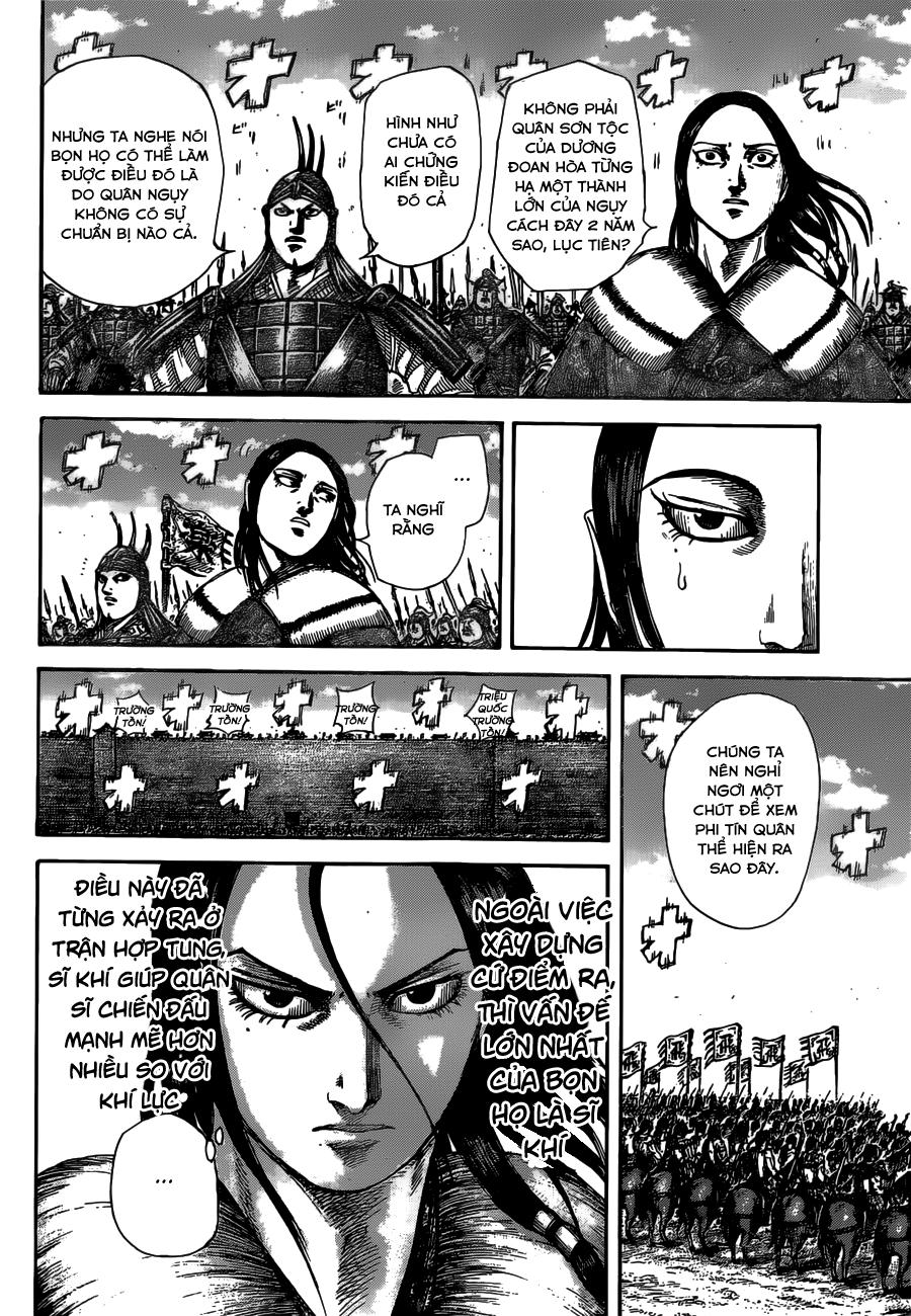 Kingdom – Vương Giả Thiên Hạ (Tổng Hợp) chap 505 page 4 - IZTruyenTranh.com