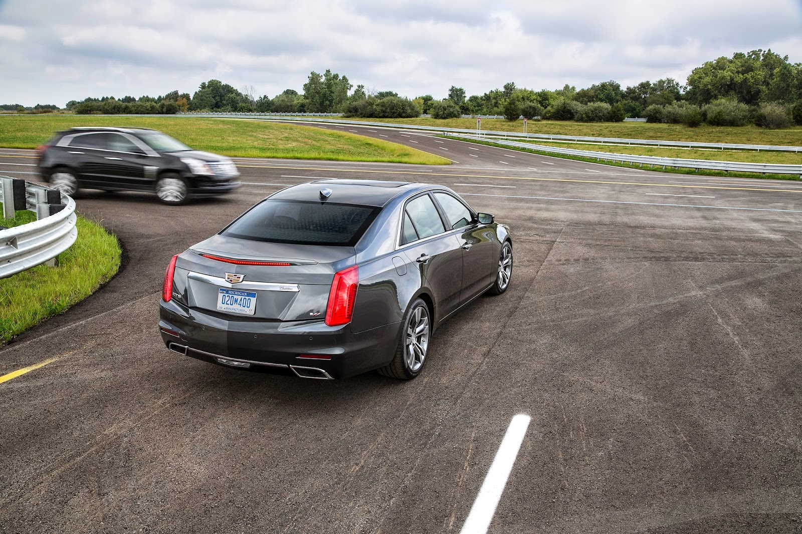 Advanced Vehicle Technologies Set For 2017 Cadillac Models