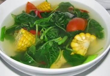 Tips Membuat Sayur Bayam