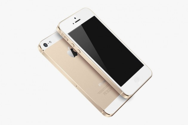 Apple iPhone 5S champagne gold