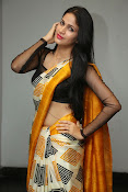 Lavanya Tripathi glam pics in saree-thumbnail-2
