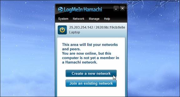 كيفية تشغيل ألعاب الشبكة القديمة عبر الإنترنت ببرنامج Hamachi