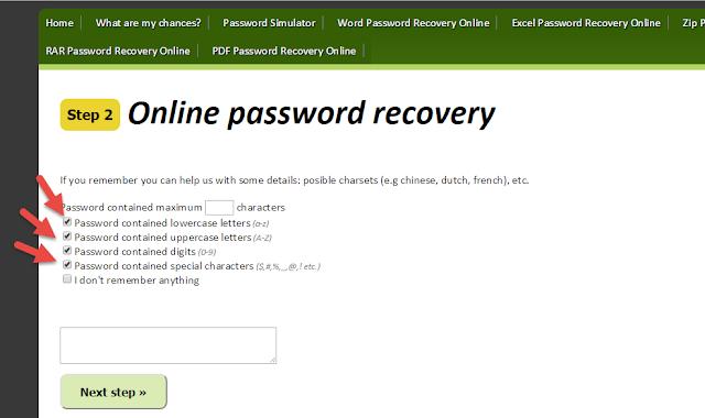 موقع فك تشفير ومعرفة كلمة السر للملفات المضغوطة أونلاين بدون استعمال أي برنامج 2.png