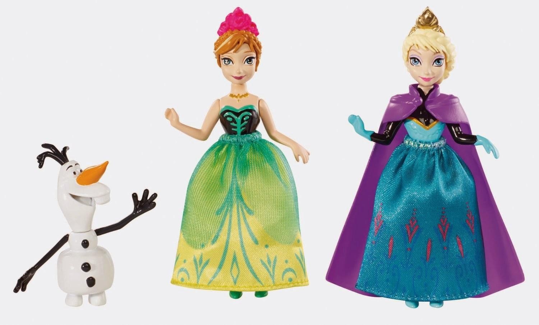 Disney Frozen Character Dolls