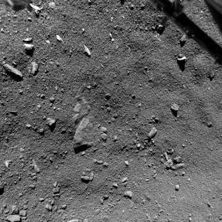 Как зонд Филы спускался к комете Чурюмова-Герасименко