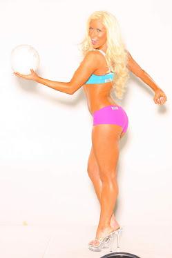 Shawn Rene Celebrity Health Fitness Expert!