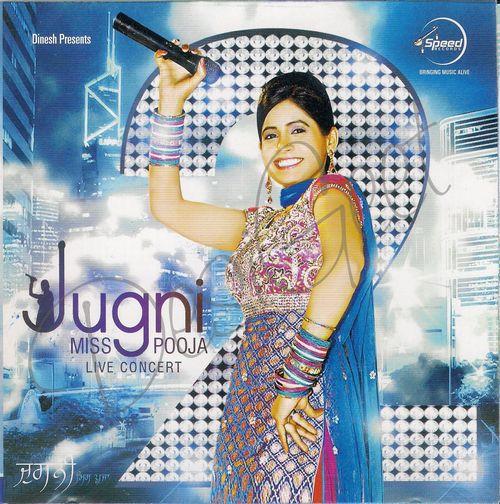Miss Pooja - Jugni Live Concert Mp3 Download