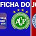 Ficha do jogo: Chapecoense 2x1 Bahia - Campeonato Brasileiro 2014