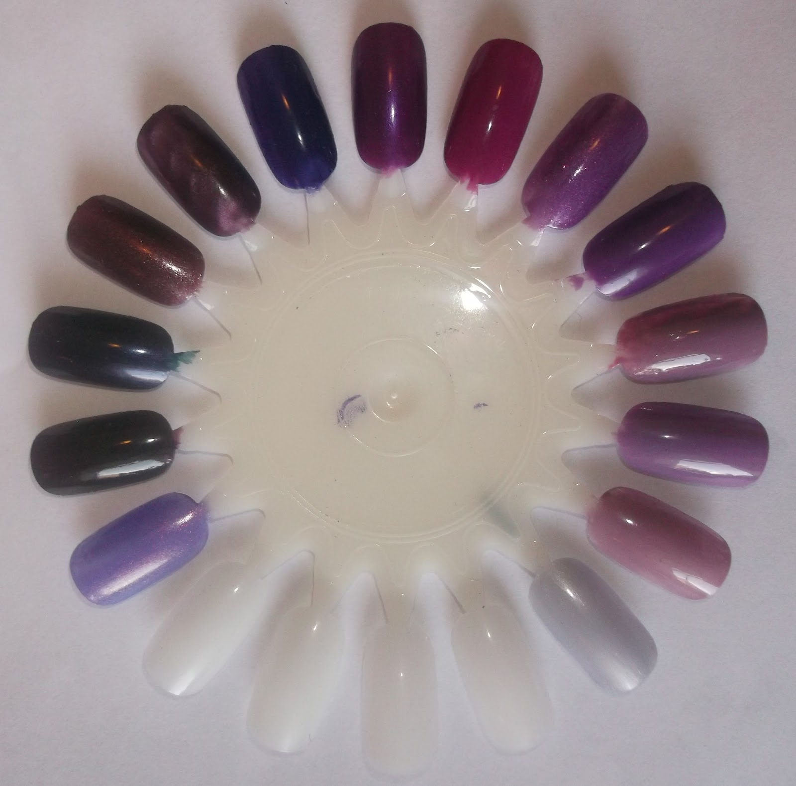 clouds and cuticle oil | uk beauty blog: my nail polish collection ...