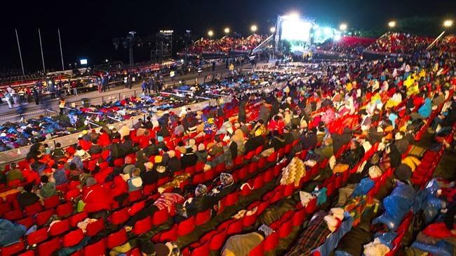 2015 Anzak Törenleri