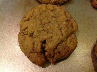 Gluten Free 6 Ingredient (Pea)NUT Butter Cookies