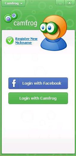 Login Camfrog 6.5