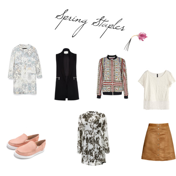 Spring fashion staples