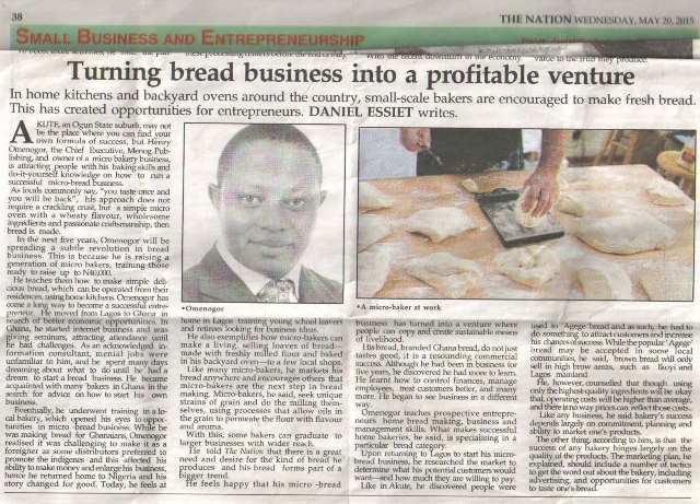 Investing in Plantain Processing Plants