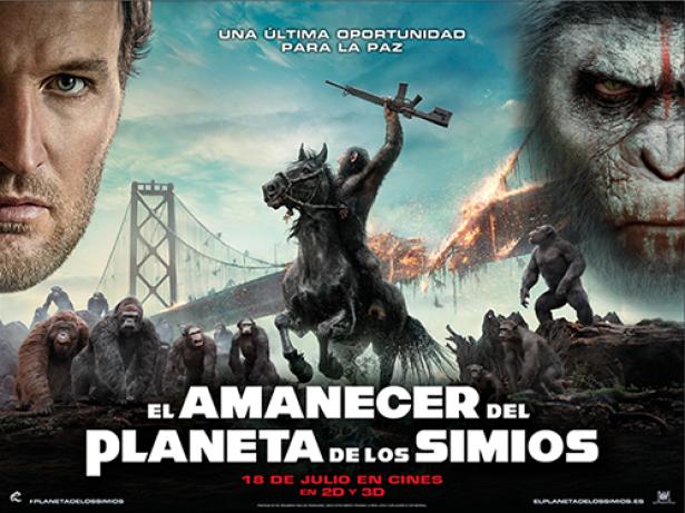 Planeta simios confrontacion online dating 3