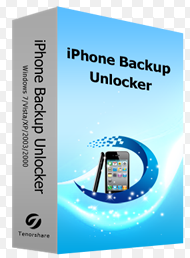 iPhone backup password cracker