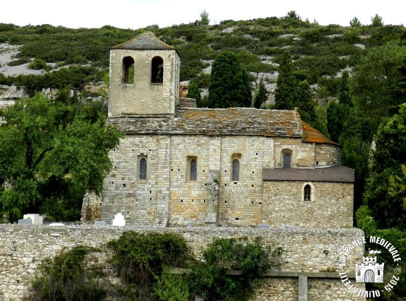 LA CAUNETTE (34) - Église Notre-Dame-de-l'Assomption