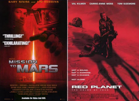 Red Planet / Mission To Mars (2000)