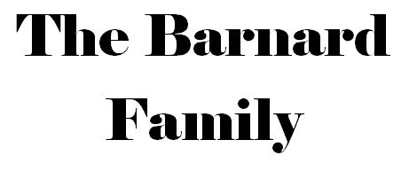 Barnard Famly