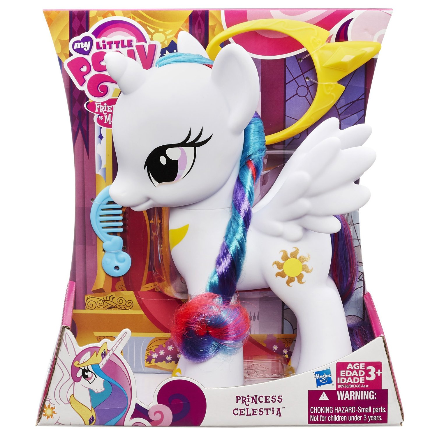 Styling Size Princess Celestia And Cadance Images Found