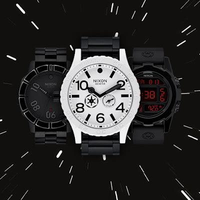 Relojes Nixon Star Wars