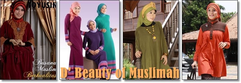 D&#39; Beauty of Muslimah