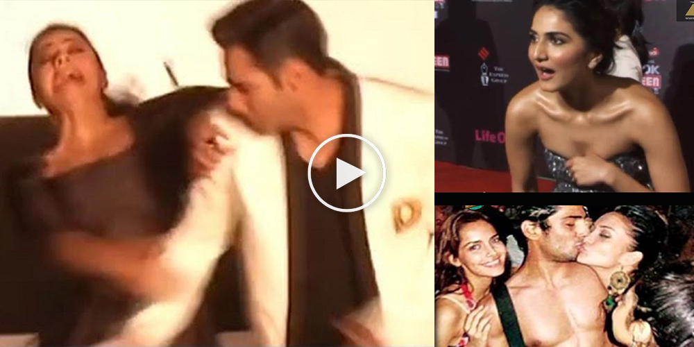 Never Seen Before Awkward Moments Bollywood Celebrities Caught In Action