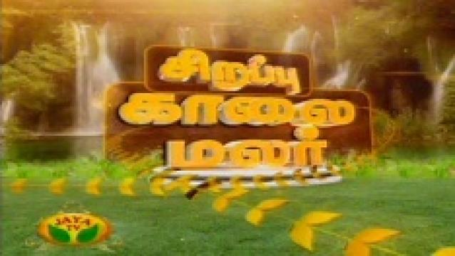 Watch Sirappu Kalai malar Special 15-01-2016 Jaya Tv 15th January 2016 Pongal Special Program Sirappu Nigalchigal Full Show Youtube HD Watch Online Free Download