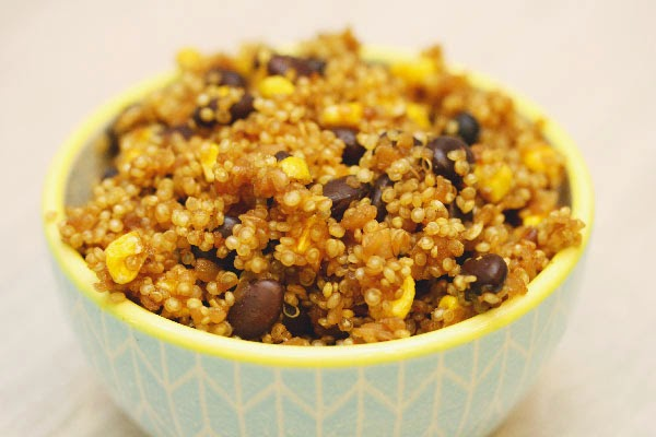Quinoa-and-black-beans