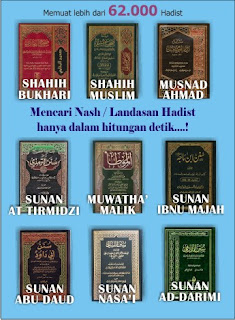 Ensiklopedi Hadist 9 Imam, kutubu tis'ah