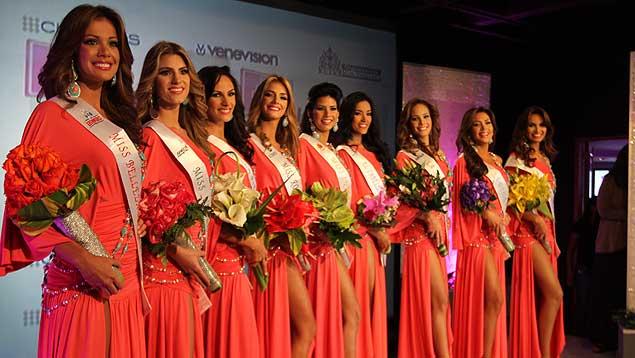 Miss Venezuela 2012 Gala Interactive