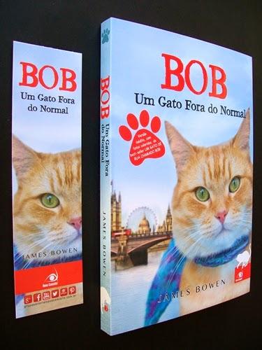 Bob - Um gato fora do normal - James Bowen