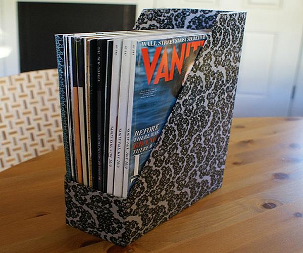 Como reciclar cajas de cart n portal de manualidades - Manualidades en reciclaje de carton ...