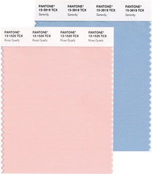 2016 Pantone Color Forecast