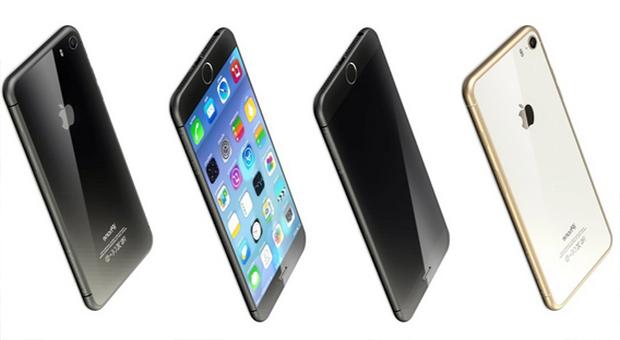 Asi se veria el i Phone 6 utimas novedades