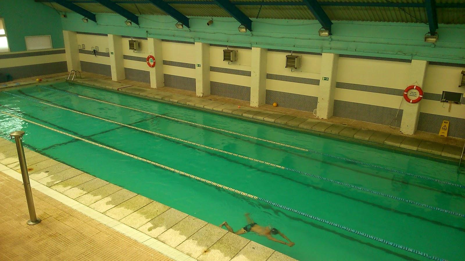 piscina Parque Móvil Chamberí Madrid