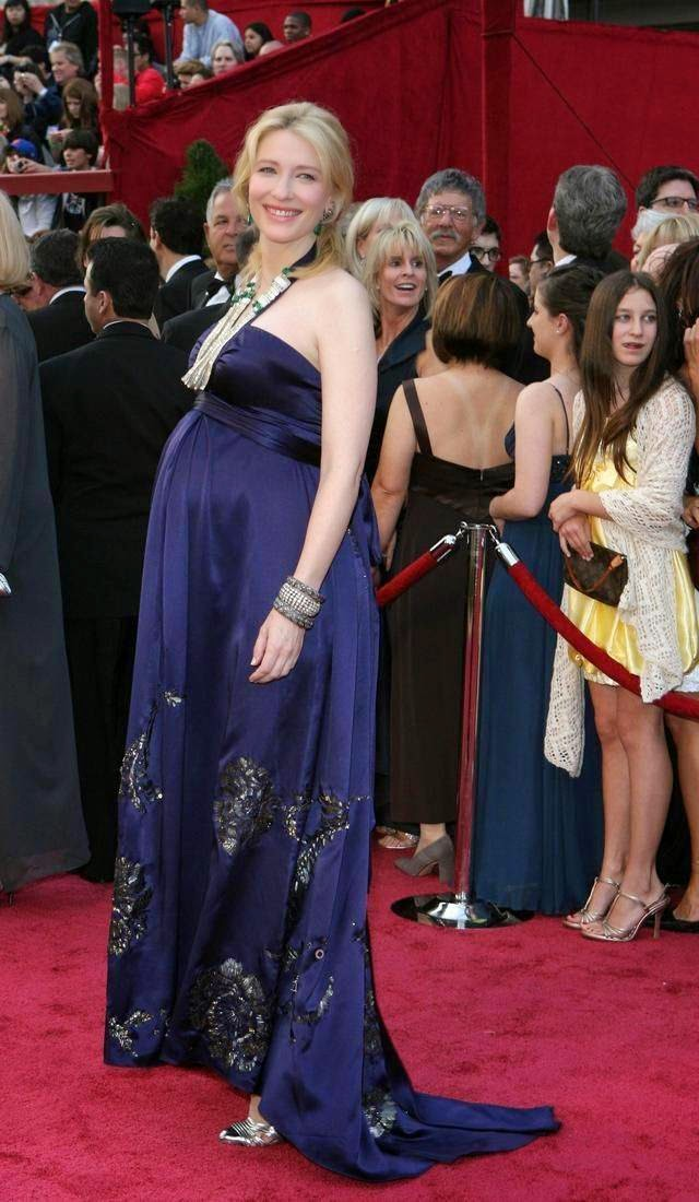 Pregnant Cate Blanchett During Pregnancy