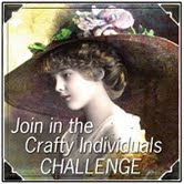 Crafty Individuals Challenge Blog