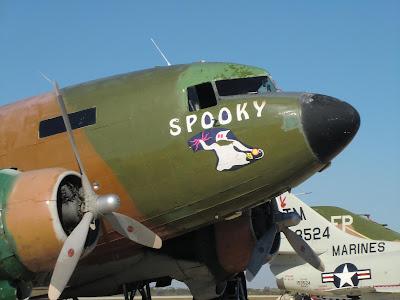 Randolph Air Force Base 2011 Air Show: AC-47 Spooky
