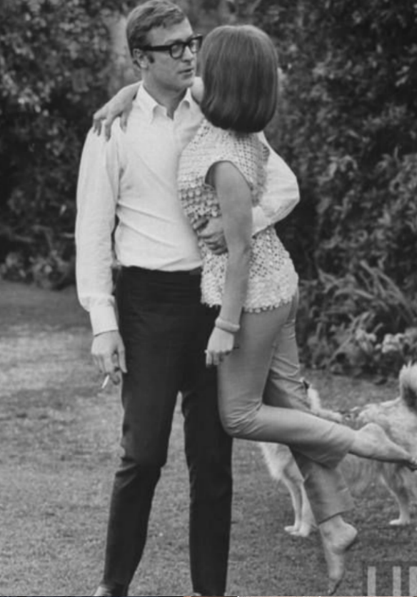 natalie wood michael cain