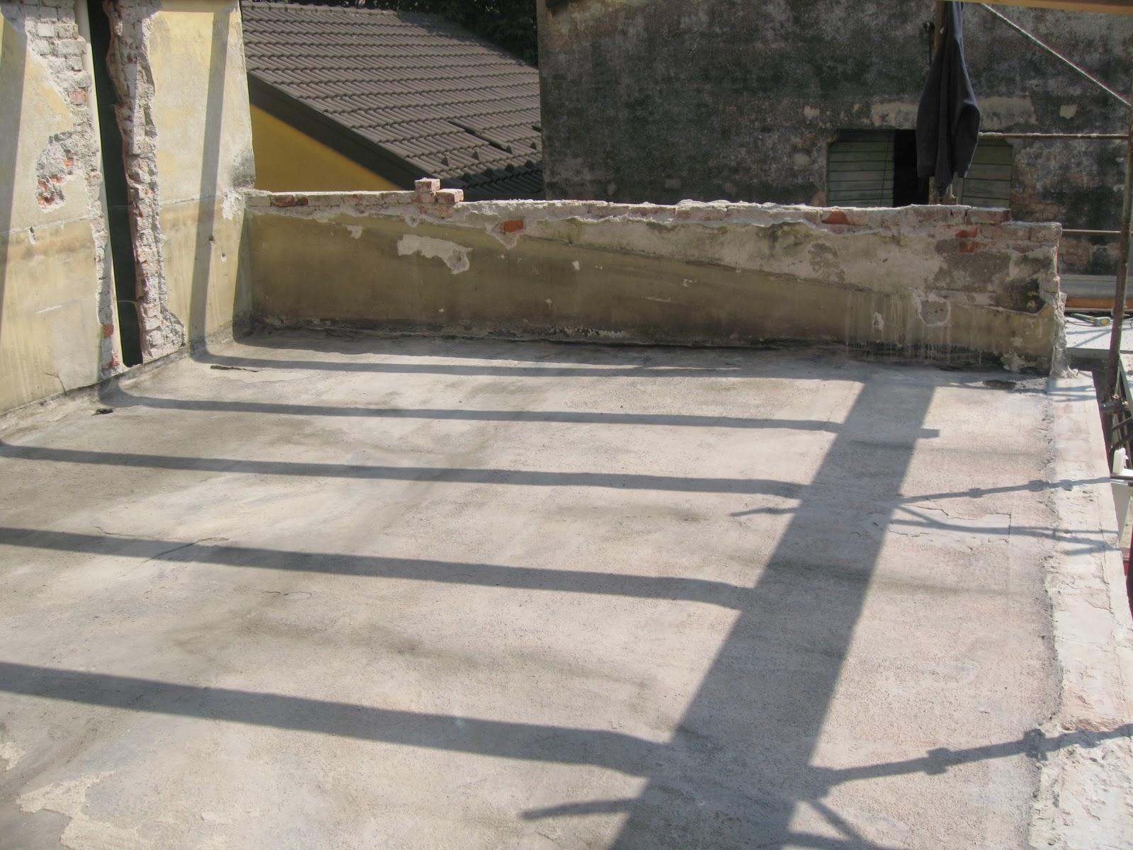 impermeabilizzazione terrazzi con nanoflex