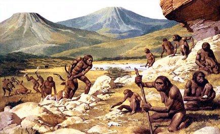 Família Australopithecus
