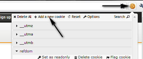 cookies premium à pour Google Chrome