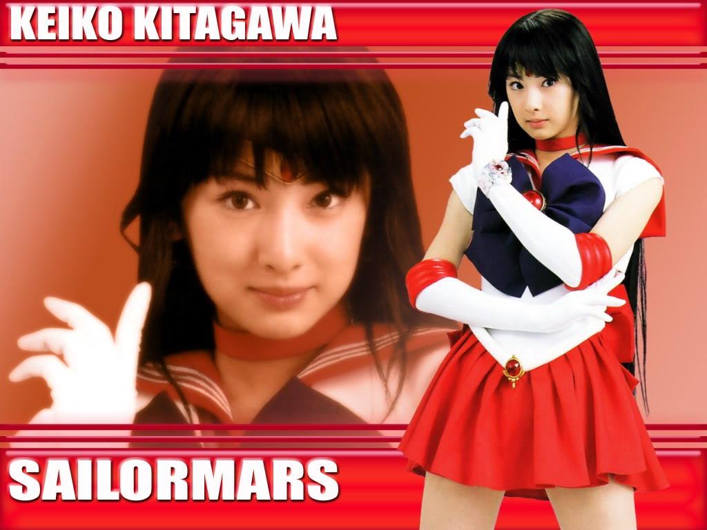 Hot Art Images: keiko kitagawa sailor mars