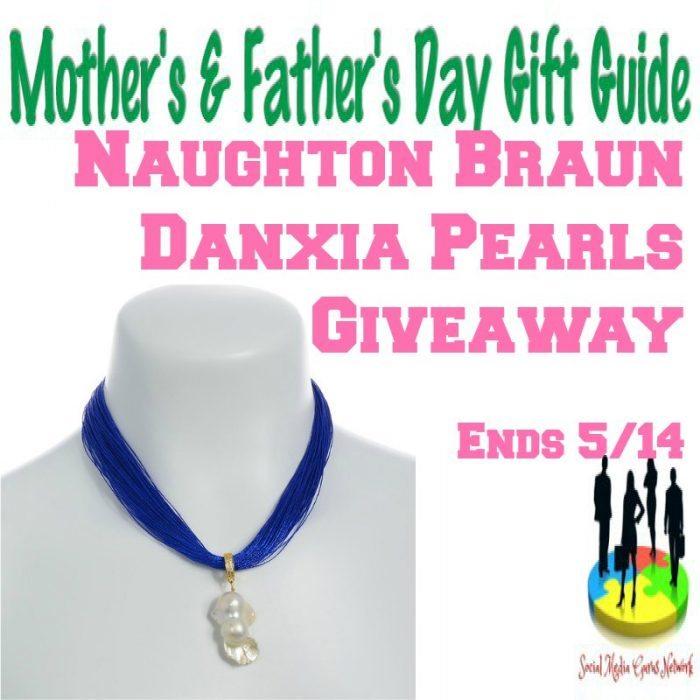 Naughton Braun Danxia Pearls Giveaway
