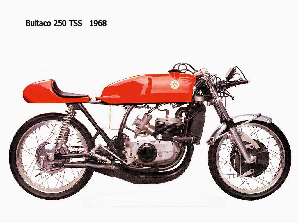 Fast Is Fast Bultaco Race Bikes And One For The Street