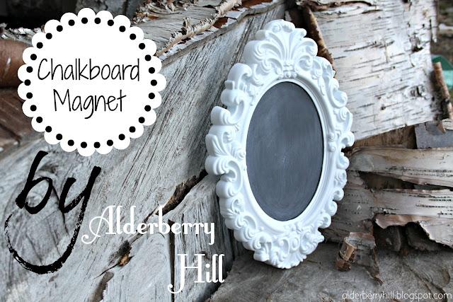 1 pm010 DIY: Chalkboard Magnet