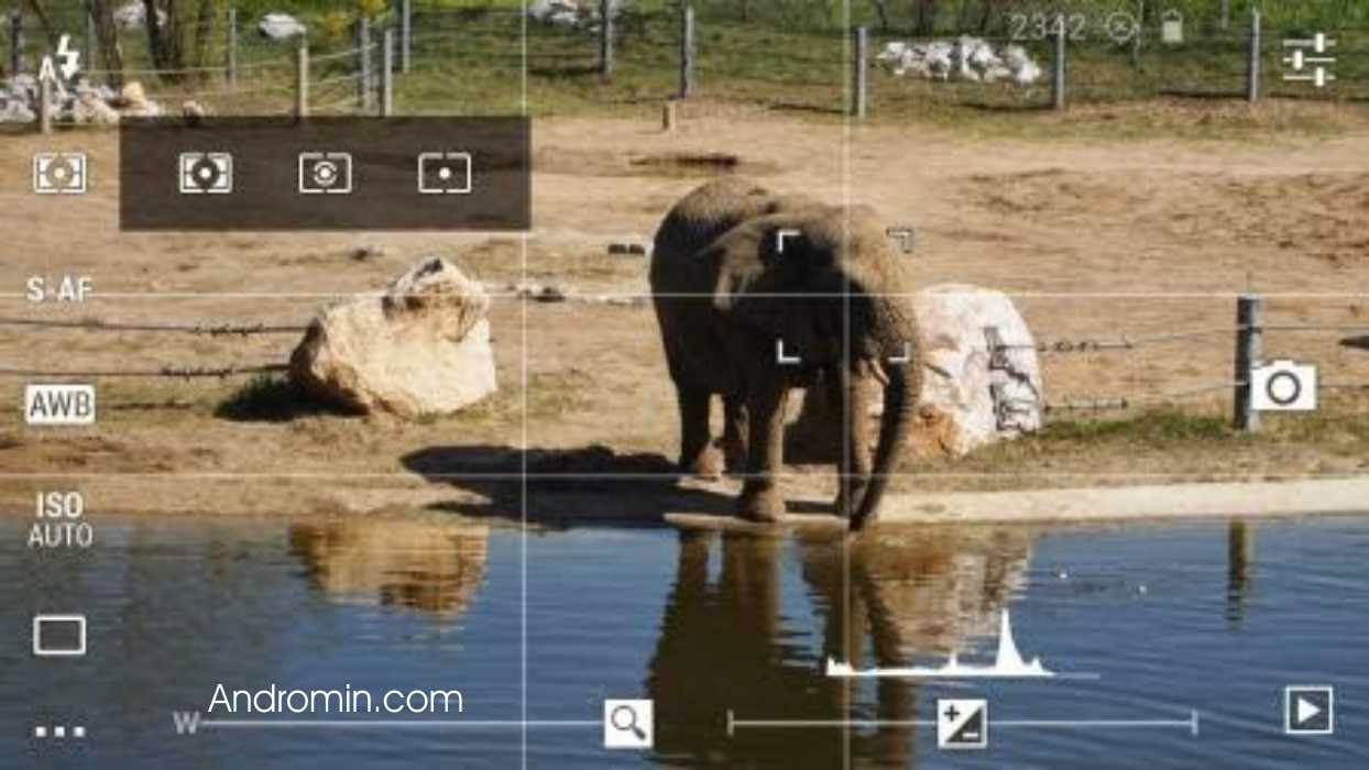 Preview DSLR Camera PRO | Andromin.com