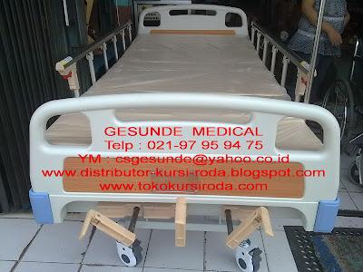 jual ranjang hospital bed bekas